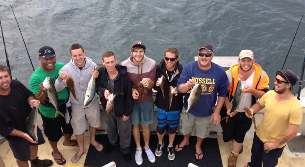 Deep Sea Fishing Trip - Half Day