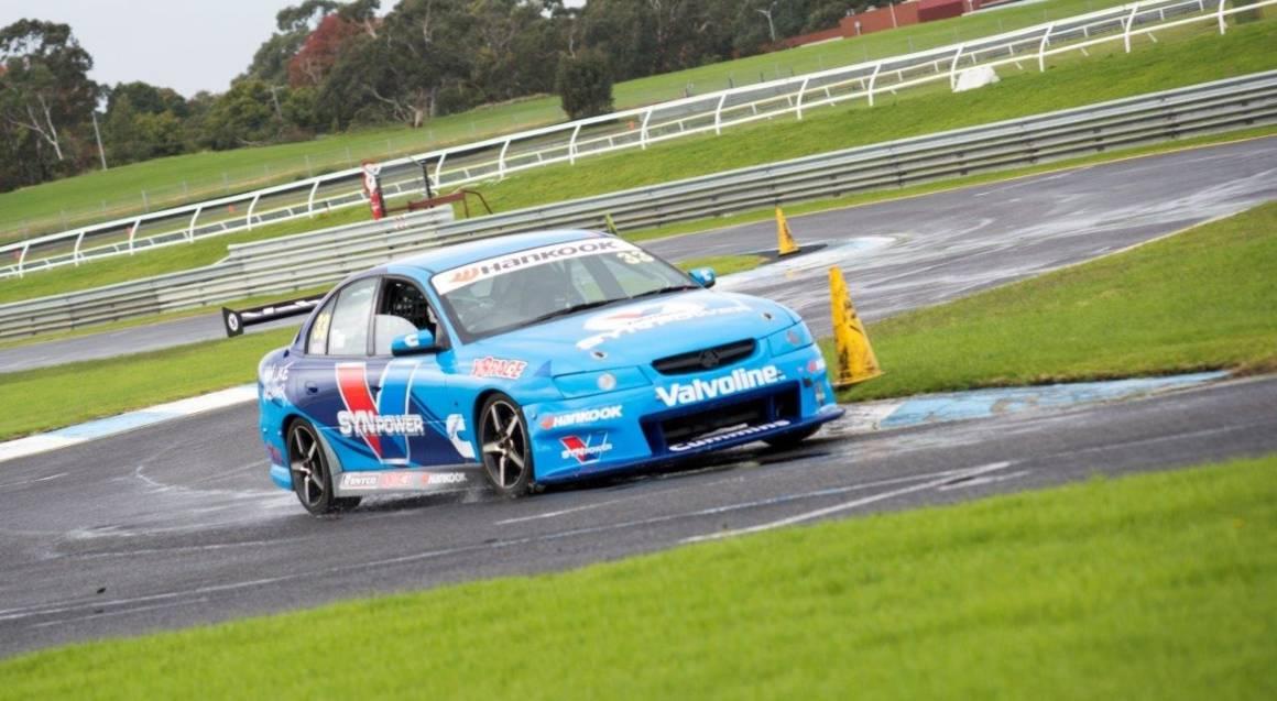 V8 Race Car Driving - 4 Laps - Melbourne - VIC