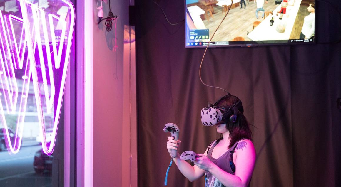 Virtual Reality Immersion Experience - 50 Minutes - For 2