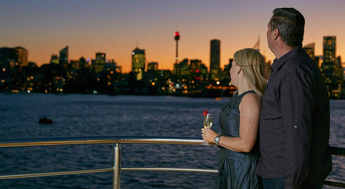 Penfolds Degustation Dinner Cruise on Sydney Harbour - For 2