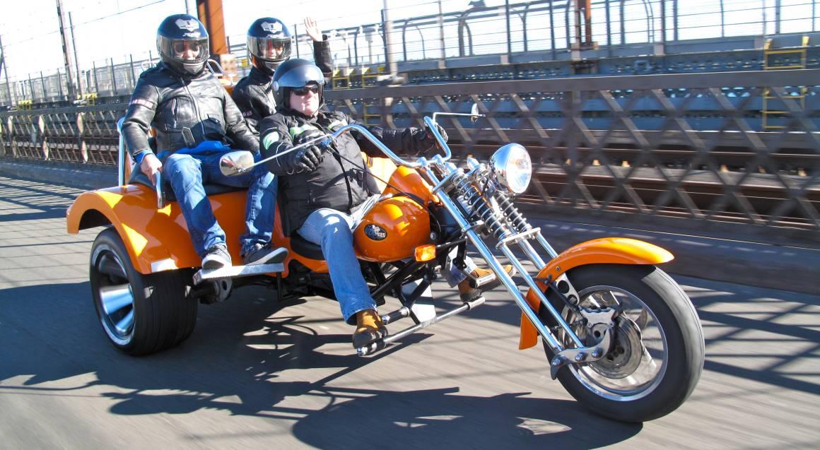 Harbour Bridge Blitz Trike Tour - For 2