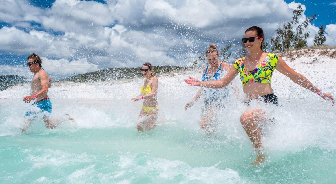 Camira Sailing Adventure Whitehaven Beach - Full Day