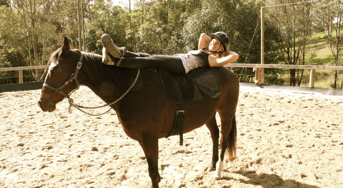 Horse Ride, Massage and Fondue Package