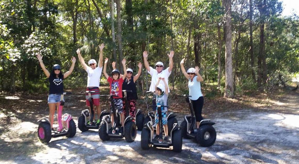 Segway Tour - 60 Minutes - For 2