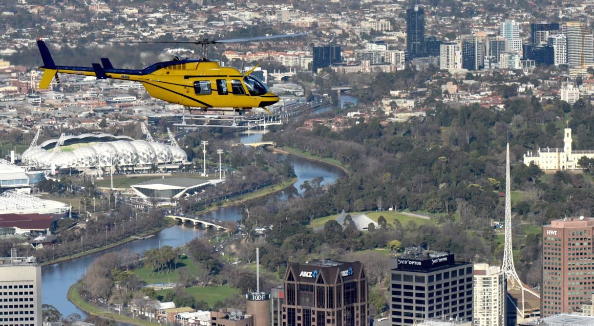 Image result for helicopter melbourne