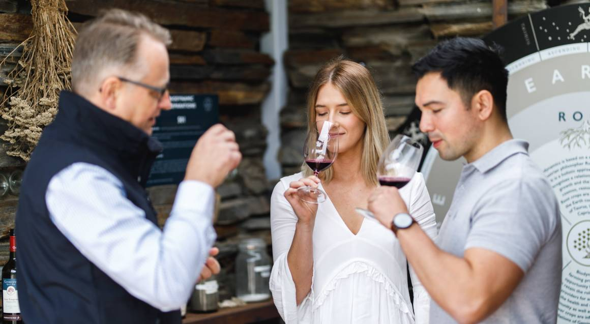 Winery Tour with Tasting and Secluded Gourmet Picnic - For 2