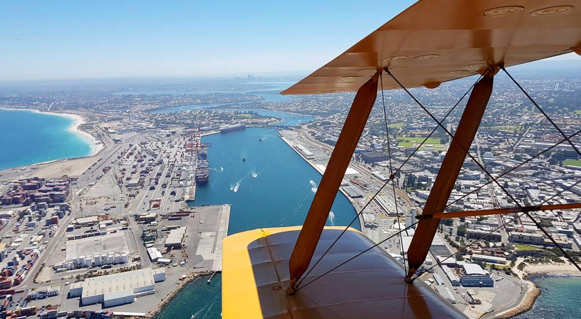 30 Minute Tiger Moth Scenic Flight