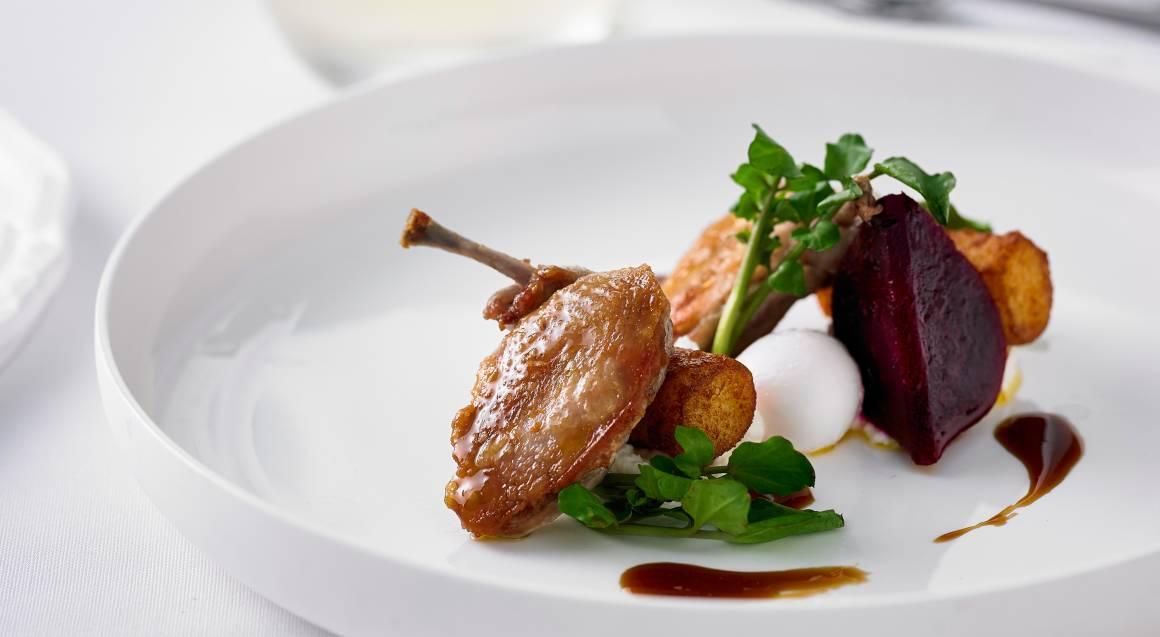 Sydney Tower Revolving Restaurant Lunch Degustation - For 2