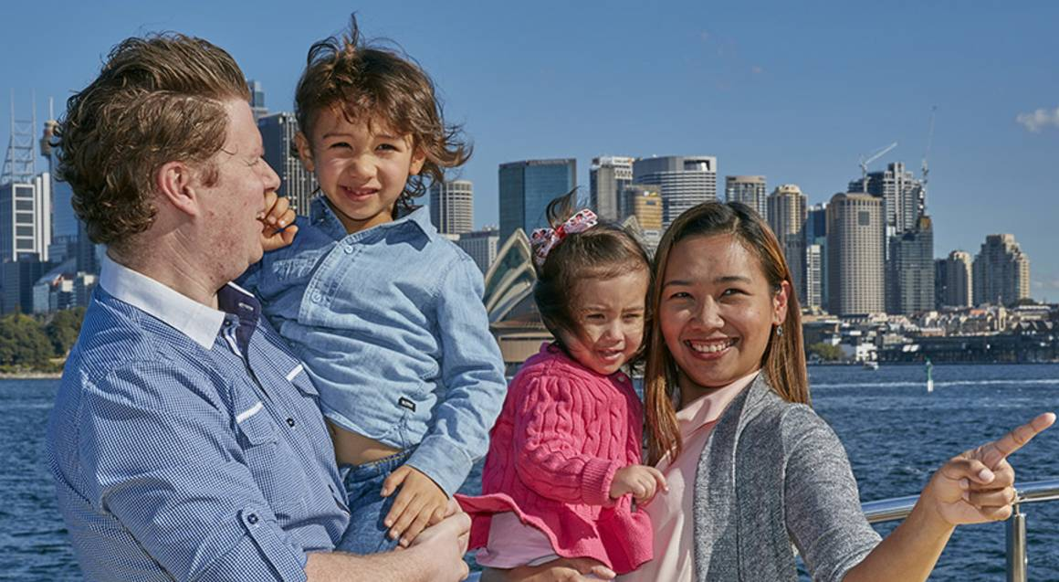 Sydney Harbour Cruise with Taronga Zoo Entry - Family