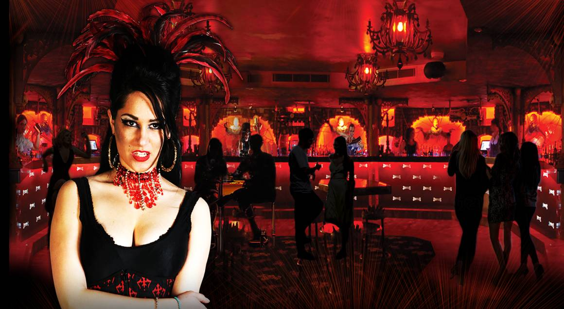 Dracula's Gold Coast dinner and cabaret show
