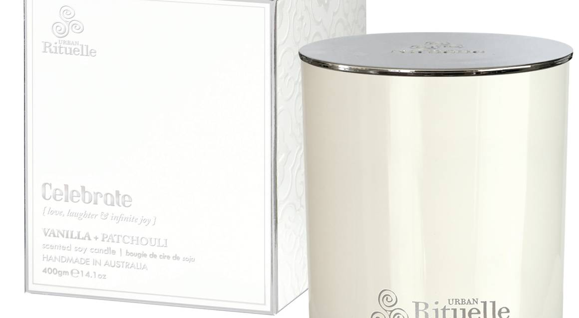 Celebrate Scented Candle and Diffuser Set