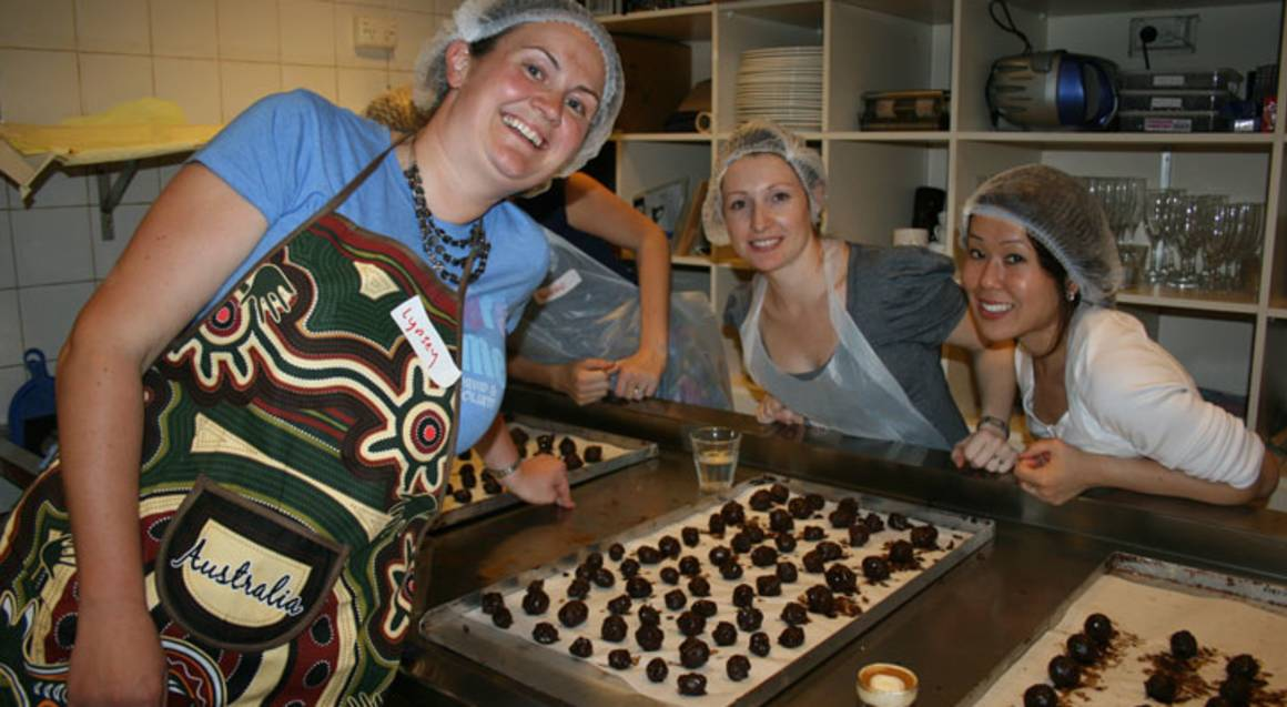 Fun Friday Chocolate Workshop - 2 For 1