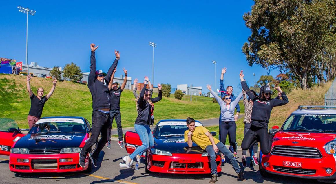 Drift Car Thrill Ride - 4 Laps - Sydney