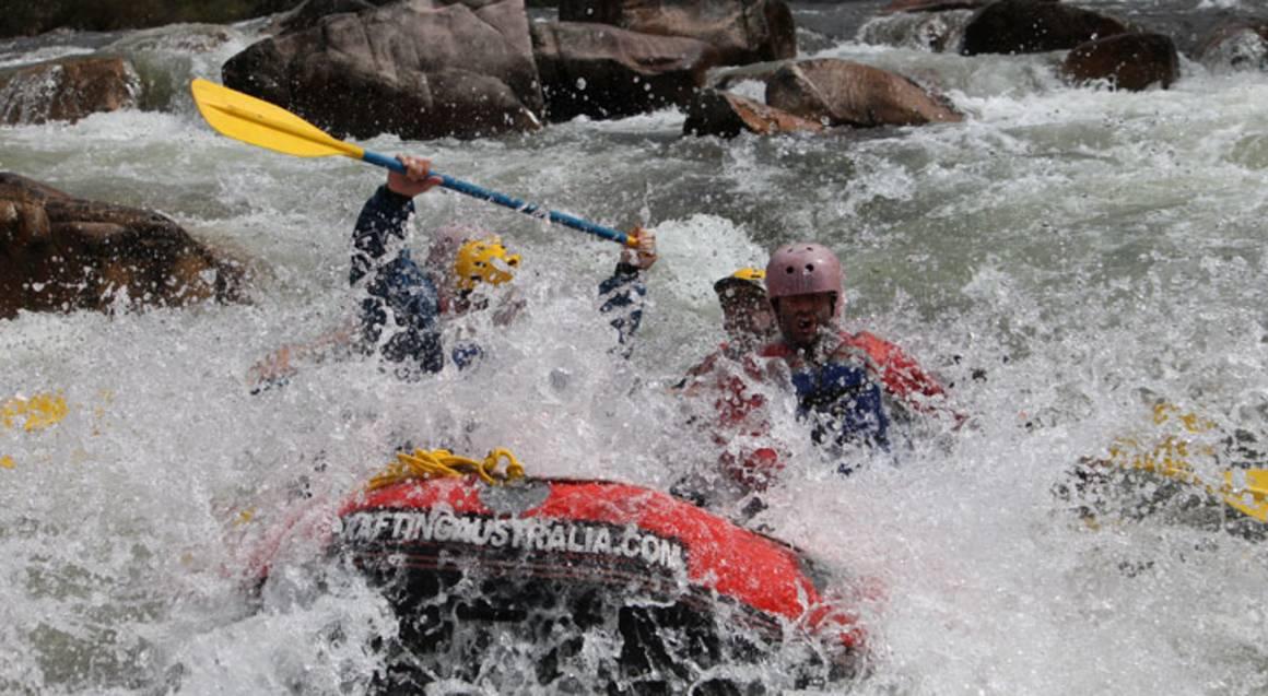 2 Day White Water Rafting Adventure