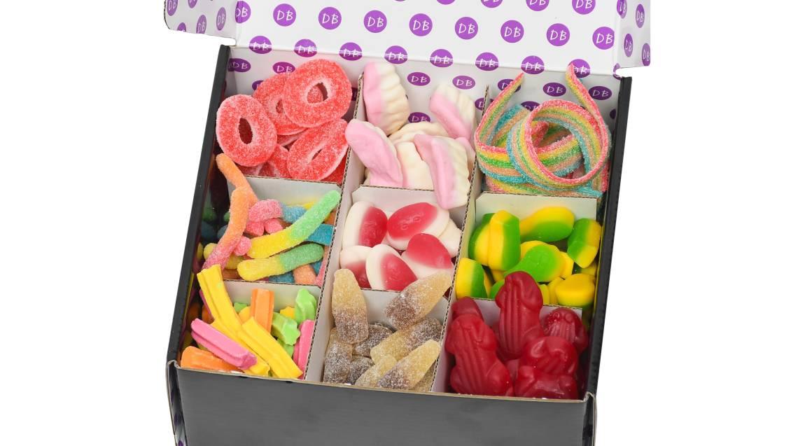 Mega 1 Kilo Lolly Selection Box