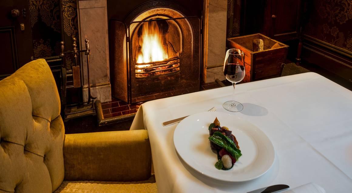 5 Course Degustation Dinner with Bottle of Wine - For 2