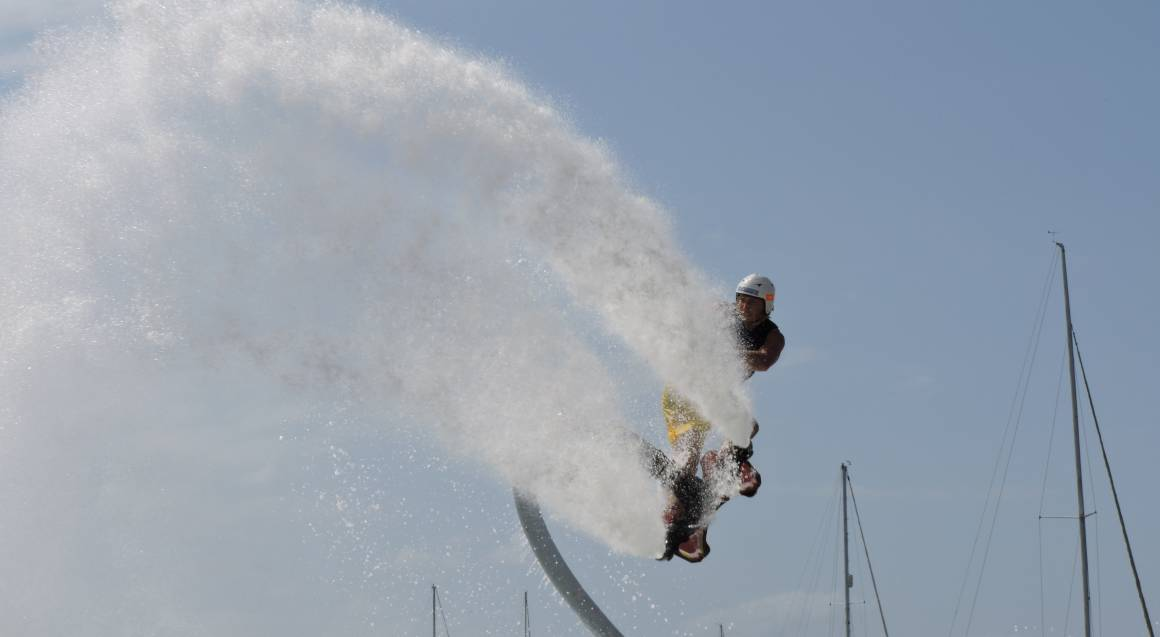 Jetpack and/or Flyboard Experience - Gosford