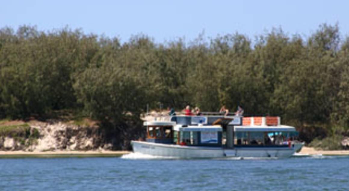 Eco Explorer Cruise with Morning Tea