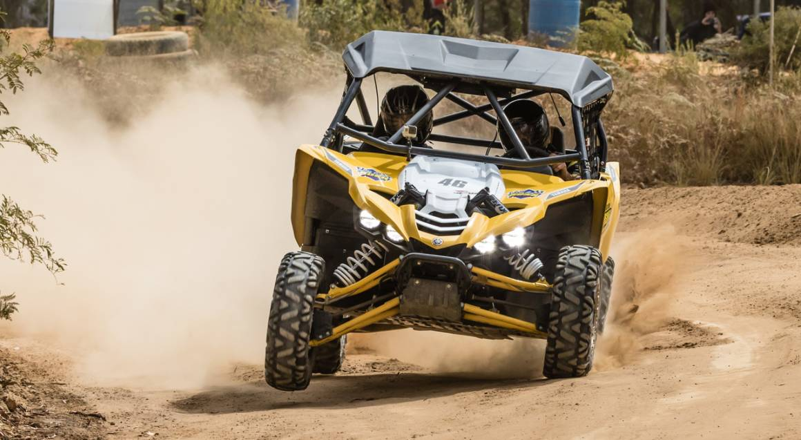 Rally Drive and Buggy Hot Lap - 13 Laps - Sydney