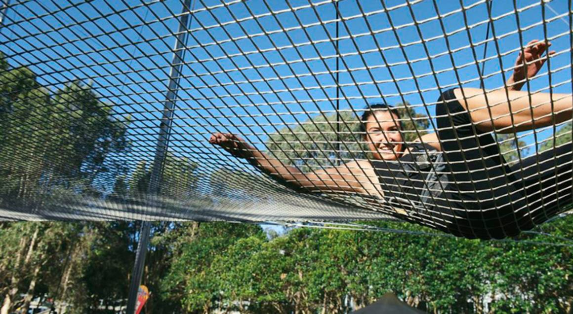 Flying Trapeze Circus Workshop - Sydney