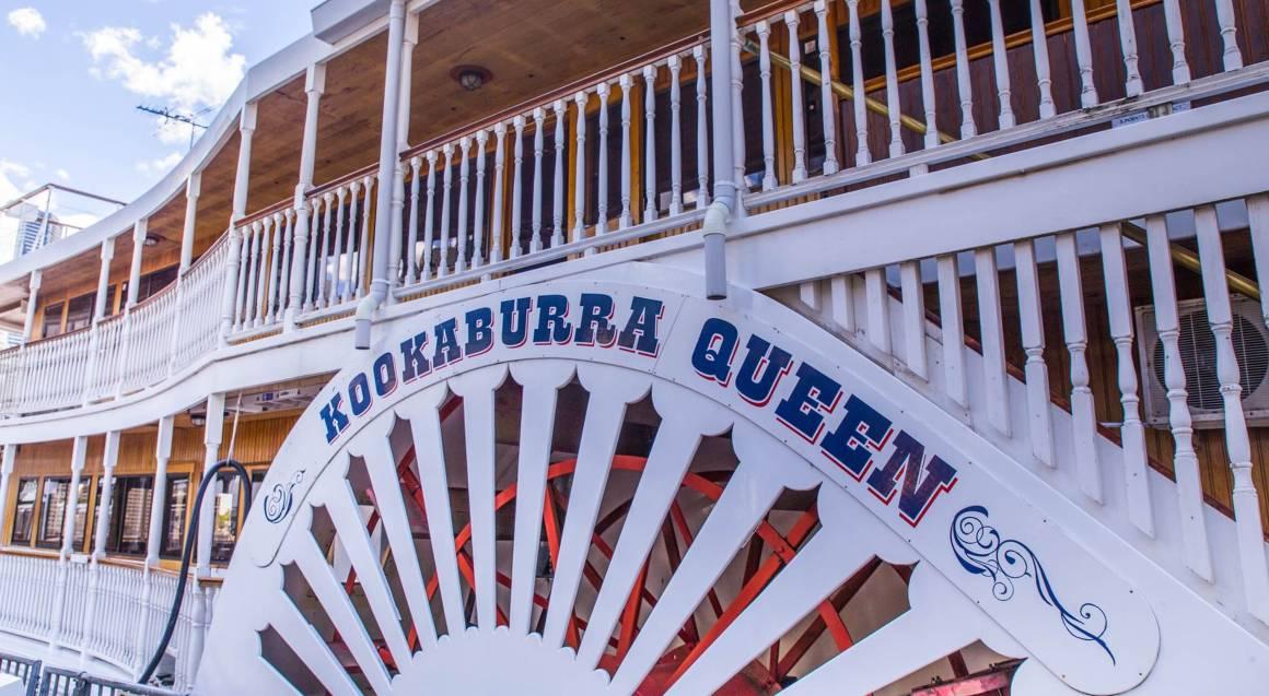 High Tea Cruise on the Brisbane River