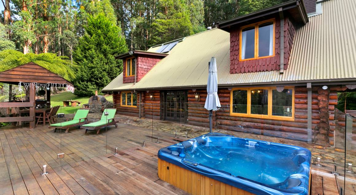 2 Night Yarra Valley Mountain Retreat - For 2