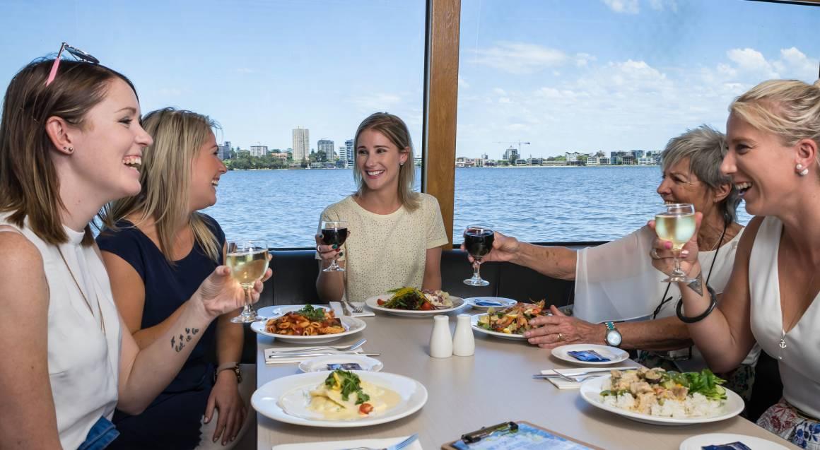 Upper Swan Lunch Cruise - Child