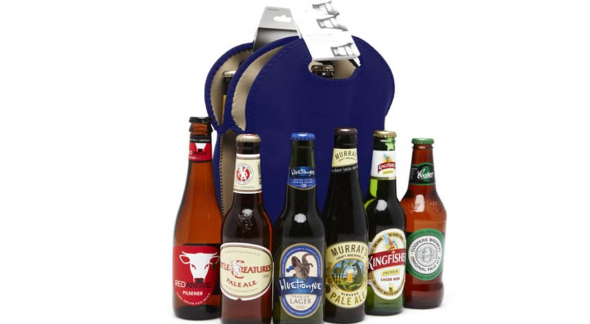 Bag Full of Beer Gift Pack
