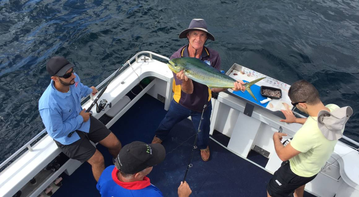 Fishing Trip - Game or Sport Fishing with Lunch - Full Day