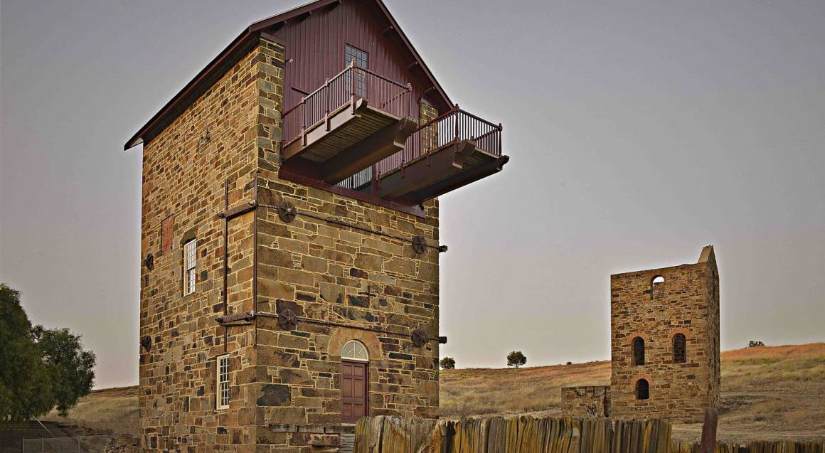 Self-Guided Tour of Burra with Museum Entry