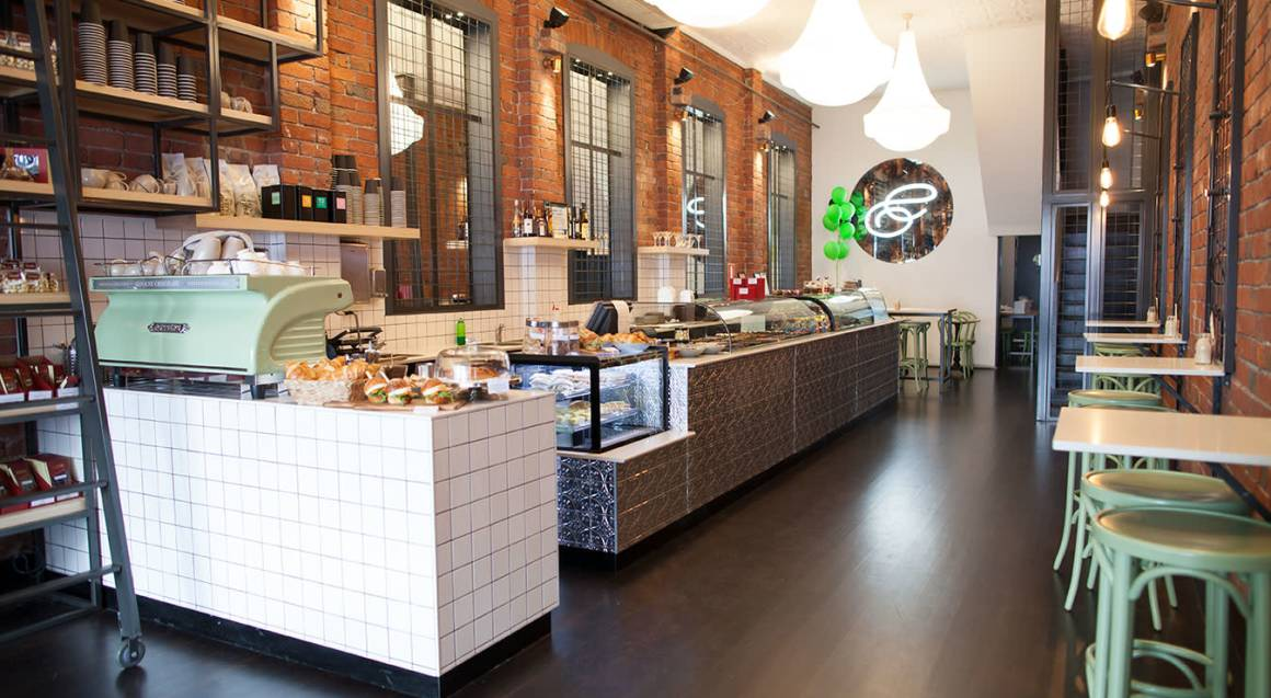 Chocolate High Tea with Coffee and Kitchen Tour - For 2