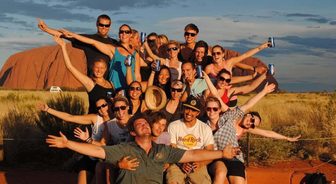 Uluru to Alice Adventure Camping Tour - 3 Days