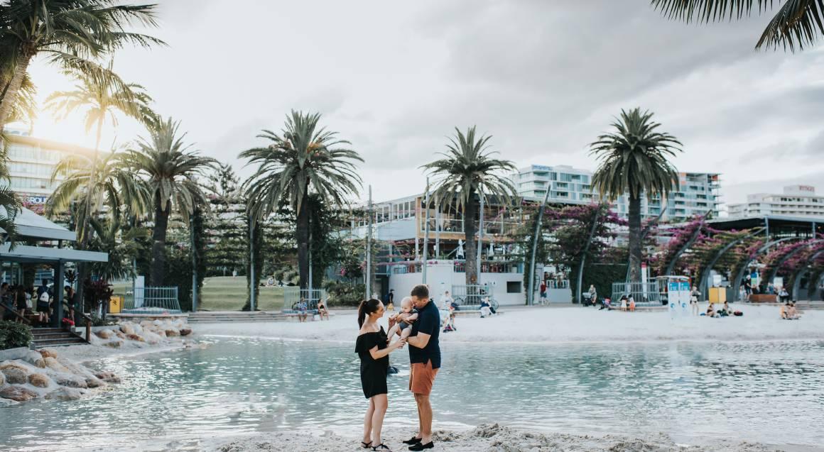 Australian Destination Photo Shoot with Photos and Photobook