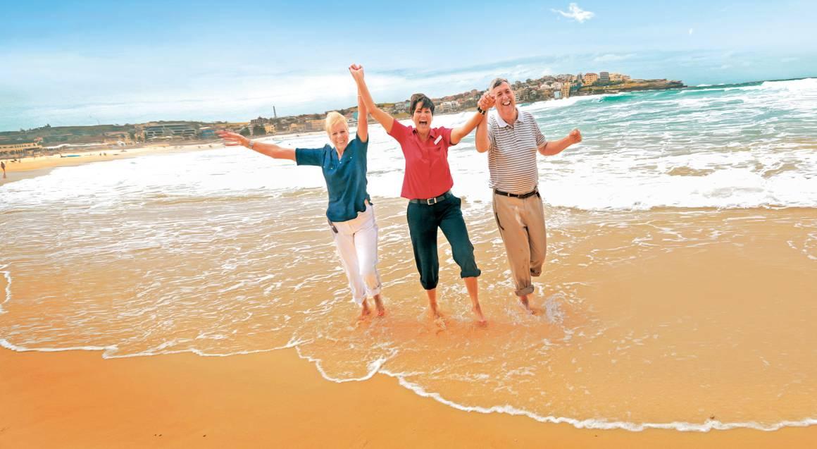 Bondi Beach and Sydney Sights Tour - Half Day
