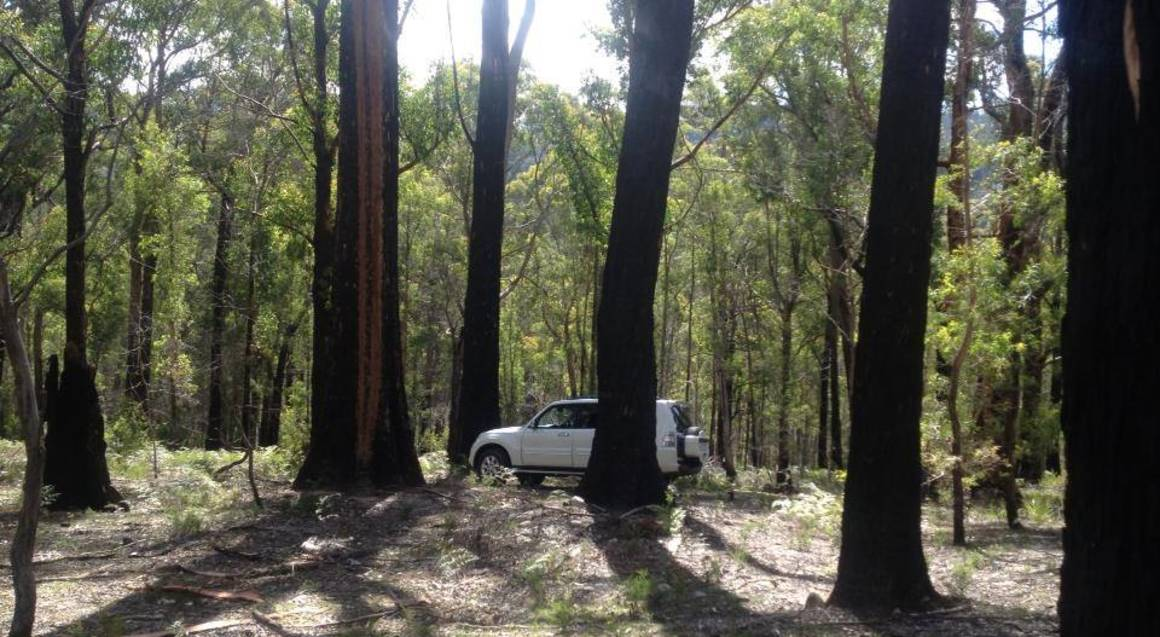 Full Day 4WD Training Course with Morning Tea and Lunch