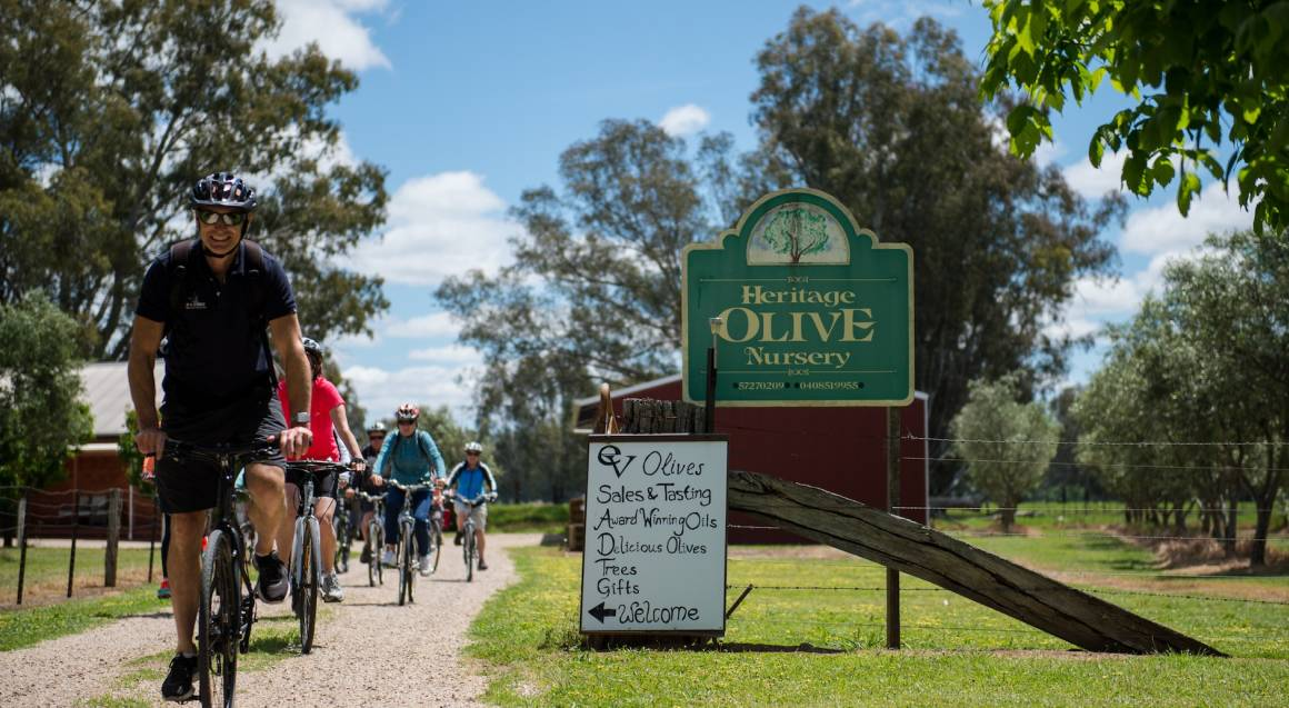 Gourmet Food and Wine Cycling Tour - For 2
