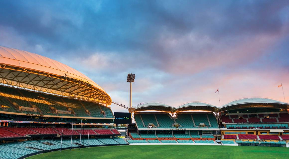 Adelaide Oval Roof Climb - Twilight
