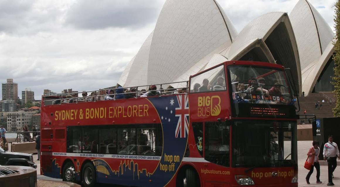 Sydney to Bondi 48 Hour Hop On Hop Off Bus Ticket
