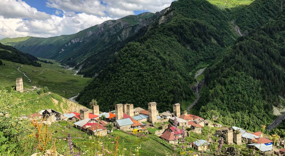 Georgia Trekking Tour - 11 Nights