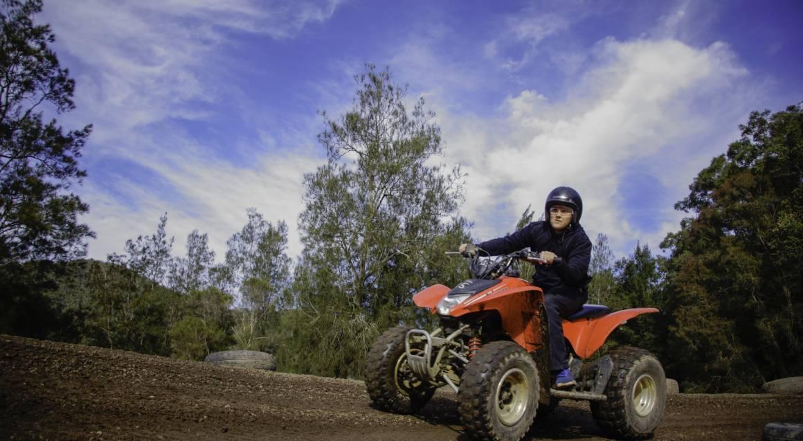 Quad Bike Adventure - 90 Minutes
