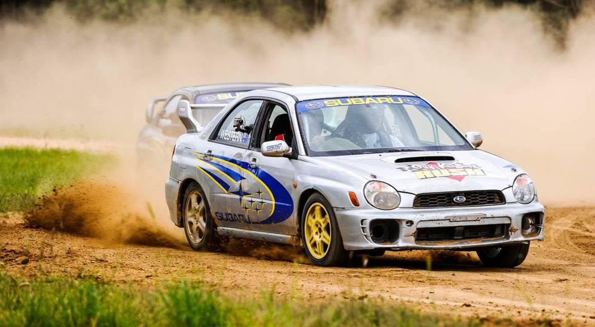 Subaru WRX Rally Car Drive - 6 Laps - Brisbane - For 2