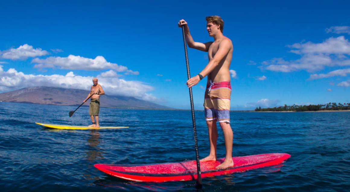 Stand Up Paddle Boarding - Private Lesson - For 2