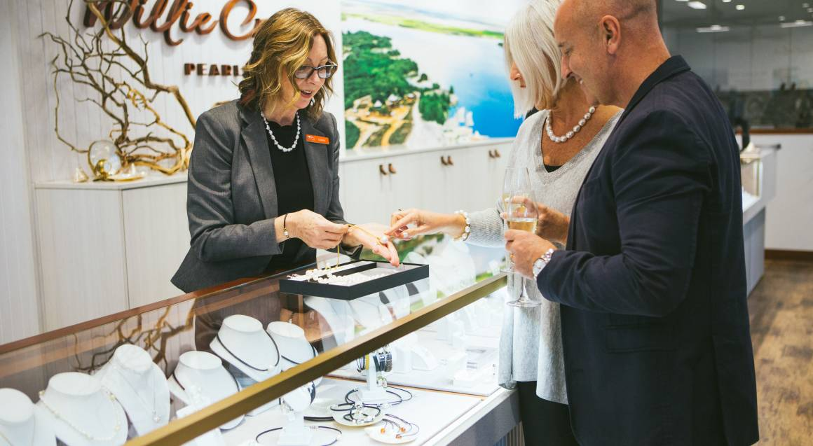 Pearl Masterclass with Tasting and Gift Voucher - 60 Minutes