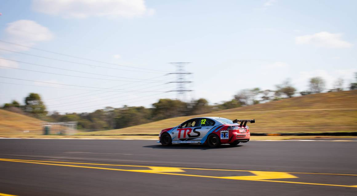 V8 Drive and Front Seat Hot Laps - 9 Laps - Sydney - NSW