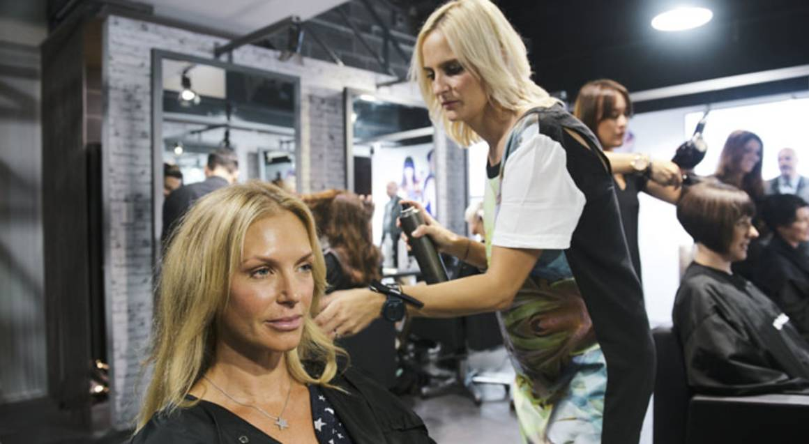 Toni and Guy Cut and Blow Dry - Style Director