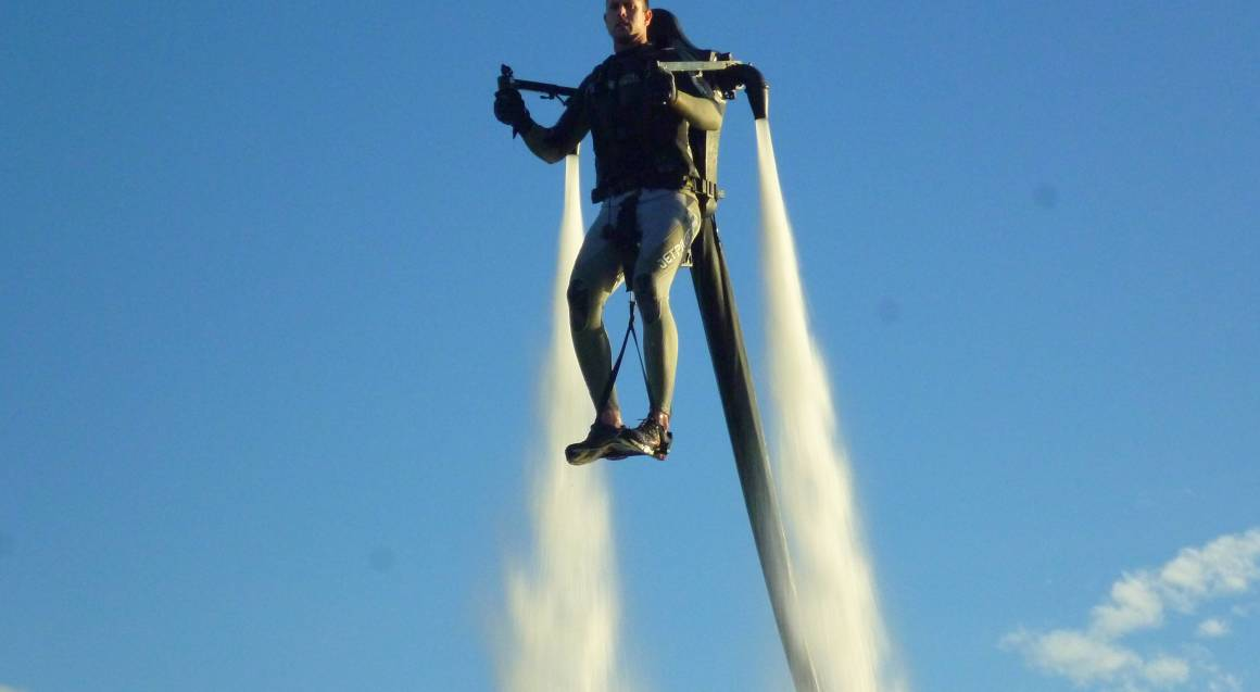 Jetpack and Flyboard Combo Experience - Gold Coast