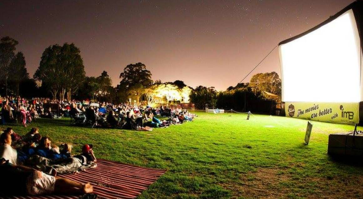 Sunset Outdoor Cinema Package - Wollongong - For 2
