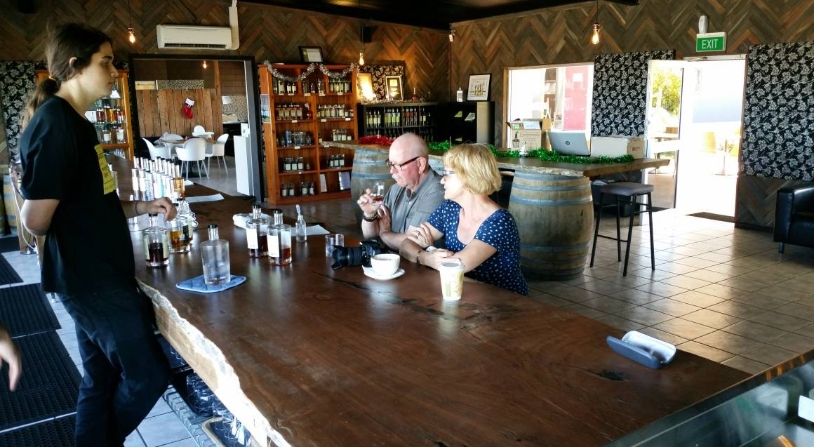 Tastes of the Great Southern Wine Region Tour