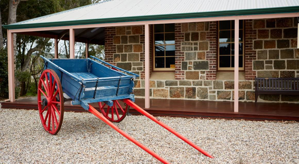 Guided Tour of Albanys Historic Whaling Station