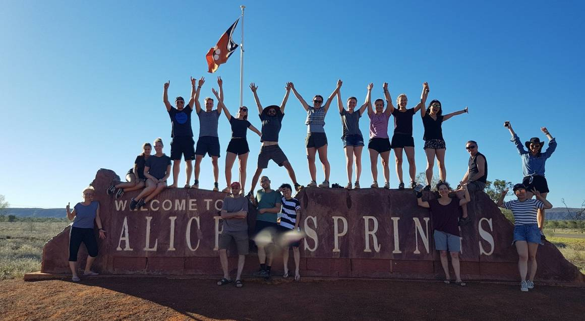 Uluru Camping Tour with Meals and Transfers - 4 Days